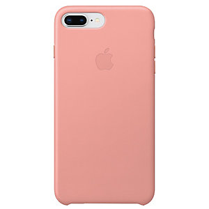 iPhone 7 Plus / 8 Plus läderfodral (rosa)