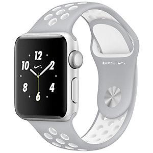 Apple Watch Series 2 Nike+ 38 mm (silver alu/vit)