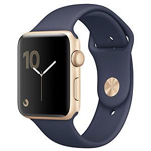 Apple Watch Series 2 Sport 42 mm (guld/blå)