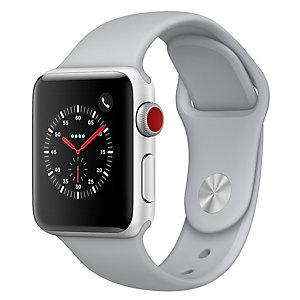 Apple Watch Series 3 42mm (GPS + mobilanslutning)