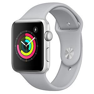 Apple Watch Series 3 38 mm (dimmgrått sportband)