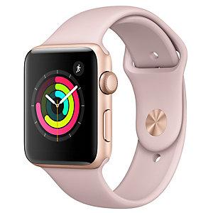 Apple Watch Series 3 42 mm (sandrosa/gull sportsreim)