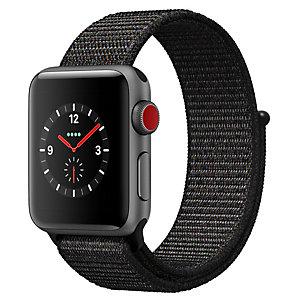 Apple Watch Series 3 38mm (GPS + mobilanslutning)