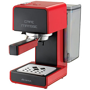 Ariete Café Matisse espressomaskin 136311 (röd)