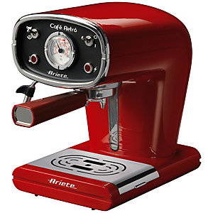 Ariete Café Retro espressokone 138830 (punainen)