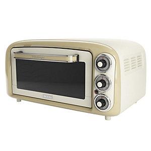 Ariete Vintage elektrisk ugn 97903 (beige)