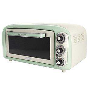 Ariete Vintage elektrisk ugn 97903 (grön)