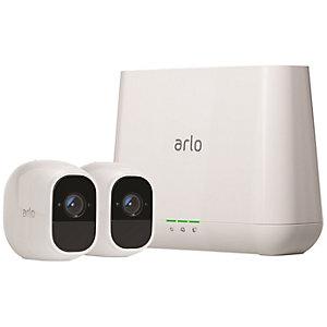 Arlo Pro 2 trådløst Full HD sikkerhetssett (2-pakning)