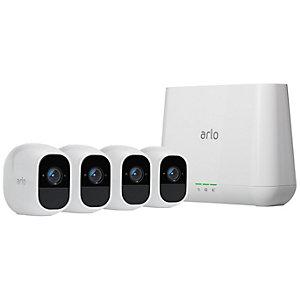 Arlo Pro 2 trådløst Full HD sikkerhetssett (4-pakning)