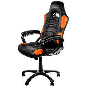 Arozzi Enzo Gamingstol (orange)