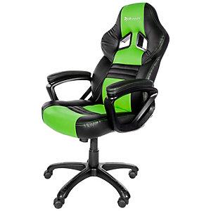 Arozzi Monza gamingstol (grønn)