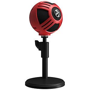 Arozzi Sfera mikrofoni (punainen)