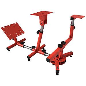 Arozzi Velocità ajosimulaattori (punainen)