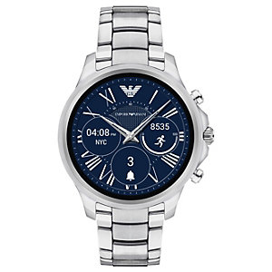 Emporio Armani Connected smartwatch (stainless steel)