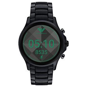 Emporio Armani Connected smartwatch (svart)