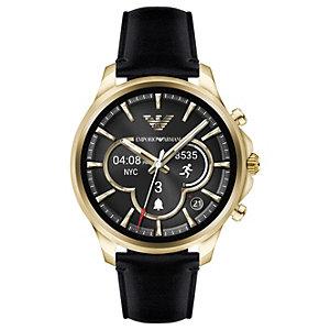 Emporio Armani Connected smartwatch(guld/svart)