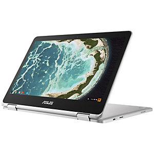 "Asus Chromebook Flip C302 12.5"" 2-i-1 (silver)"