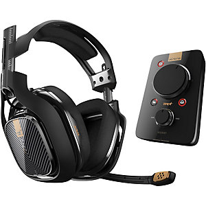 Astro A40 TR Gaming headset + MixAmp Pro TR PS4 svart