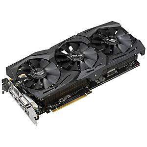 Asus ROG Strix GTX 1070 Ti Advanced näytönohjain 8 GB