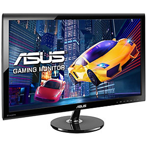 "Asus VS278Q 27"" gamingskjerm (sort)"