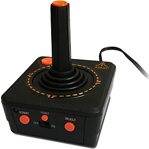 Atari Retro TV plug and play joystick