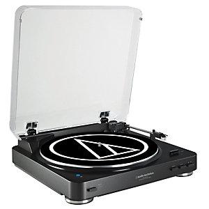 Audio Technica AT-LP60BTBK skivspelare