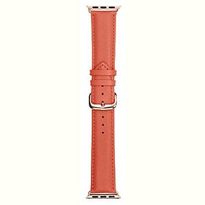 dbramante1928 Madrid kellonremmi 38 mm (vaaleanruskea)