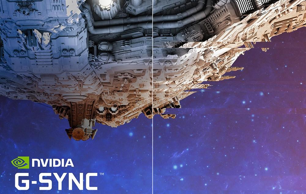 NVIDIA G-Sync synkroniserar skärmen med grafikkortet