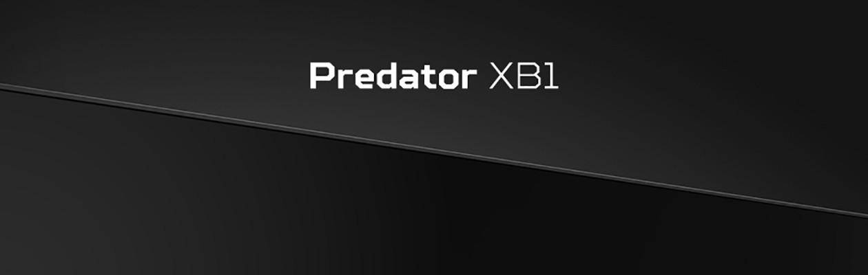 Acer Predator XB217H