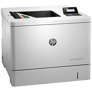 HP Color Laserjet Enterprise M553n farge - laserskriver