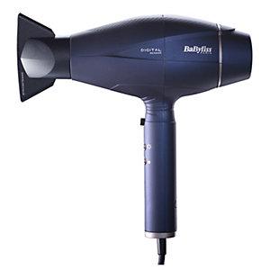 BaByliss Paris Digital Sensor hårføner 6500E