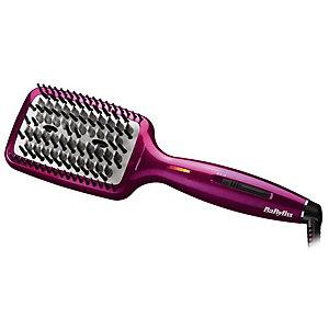 BaByliss Liss Brush plattborste HSB100E (rosa)
