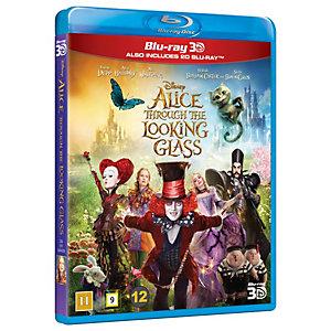 Alice i Spegellandet (3D Blu-ray)