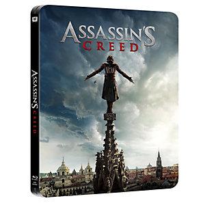 Assassin's Creed - Steelbook (3D Blu-ray)