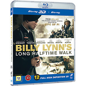 Billy Lynn's Long Halftime Walk (3D Blu-ray)