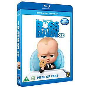 The Boss Baby (3D Blu-ray)