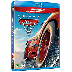 Biler 3 (3D Blu-ray)