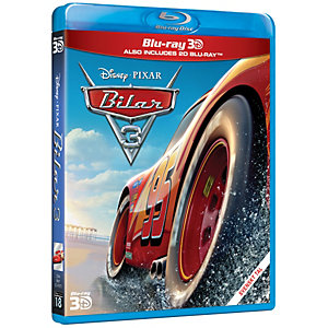 Bilar 3 (3D Blu-ray)