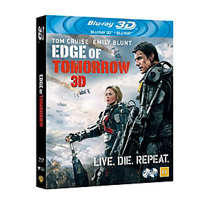 Edge of Tomorrow (3D + Blu-ray)