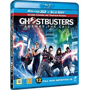 Ghostbusters 2016 (3D Blu-ray)