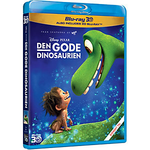 Den Gode Dinosaurien Disney Pixar Klassiker 16 (3D)