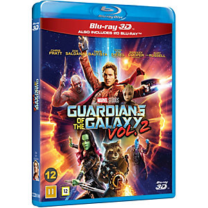 Guardians of the Galaxy Vol. 2 (3D Blu-ray)