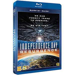 Independence Day: Uusi uhka (3D Blu-ray)