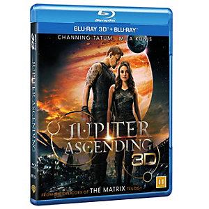 Jupiter Ascending (3D + Blu-ray)