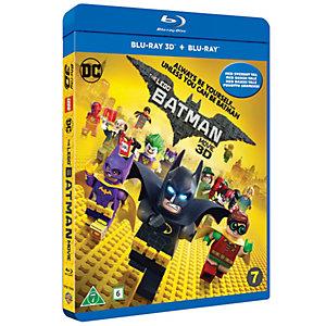 LEGO Batman elokuva (3D Blu-ray)