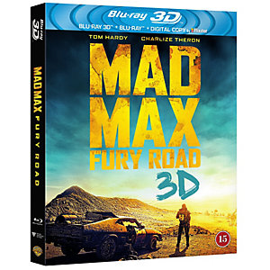 Mad Max 4: Fury Road (3D Blu-ray)