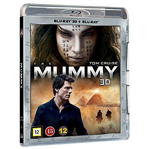 The Mummy (2017) (3D Blu-ray)