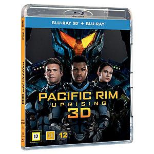 Pacific Rim: Uprising (3D Blu-ray)