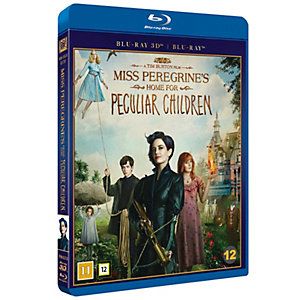 Miss Peregrine's Home for Peculiar Children(3D Blu-ray)