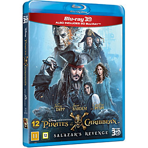 Pirates of the Caribbean 5 (3D Blu-ray)